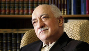 Islamic preacher Fethullah Gulen is pictured at his residence in Saylorsburg, Pennsylvania in this December 28, 2004 file photo. A rare defence from a secretive Islamic movement of its role in Turkish political life has exposed a rift with Prime Minister Tayyip Erdogan that could weaken one of modern Turkey's most powerful leaders. The spell of Gulen, a 72-year-old U.S.-based Islamic preacher with a global network of schools, whose supporters say they number in the millions, has long loomed large over Turkey's constitutionally-secular state. To match Analysis TURKEY-GULEN/ REUTERS/Selahattin Sevi/Zaman Daily via Cihan News Agency (UNITED STATES - Tags: POLITICS RELIGION) FOR EDITORIAL USE ONLY. NOT FOR SALE FOR MARKETING OR ADVERTISING CAMPAIGNS. THIS IMAGE HAS BEEN SUPPLIED BY A THIRD PARTY AND WAS PROCESSED BY REUTERS. AN UNPROCESSED VERSION WAS PROVIDED SEPARATELY. TURKEY OUT. NO COMMERCIAL OR EDITORIAL SALES IN TURKEY - RTX12NLZ