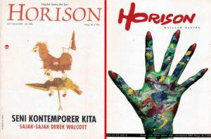 """""""cover majalah horison"""""""