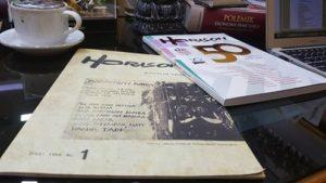 """""""majalah horison"""""""