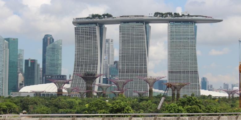 """singapura marina bay"""