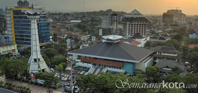 Masjid Baiturahman Semarang